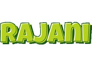 Rajani summer logo