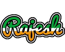 Rajesh ireland logo