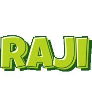 Raji summer logo