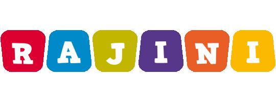 Rajini kiddo logo