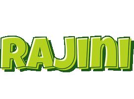 Rajini summer logo