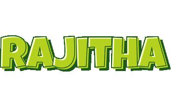 Rajitha summer logo
