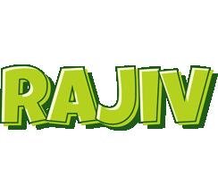 Rajiv summer logo
