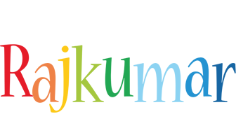 Rajkumar birthday logo