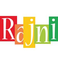Rajni colors logo