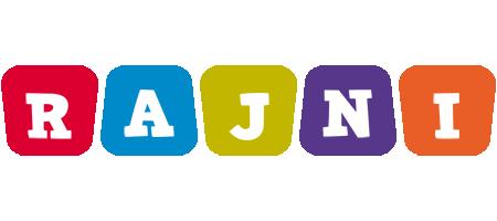 Rajni kiddo logo
