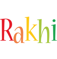 Rakhi birthday logo