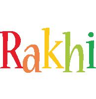 Rakhi birthday logo