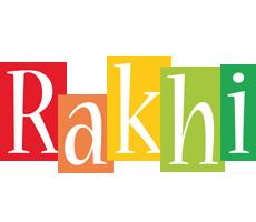 Rakhi colors logo