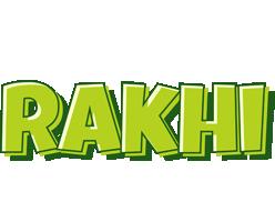 Rakhi summer logo