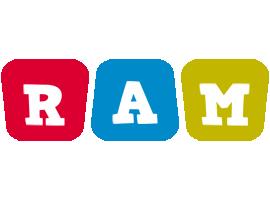 Ram kiddo logo