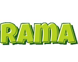 Rama summer logo