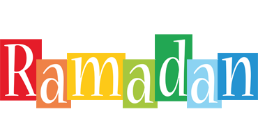 Ramadan colors logo