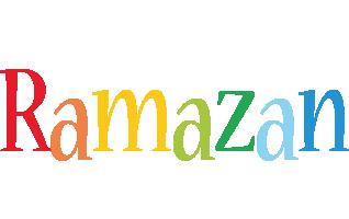 Ramazan birthday logo