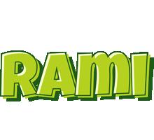 Rami summer logo