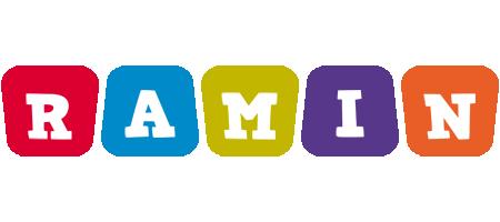 Ramin kiddo logo
