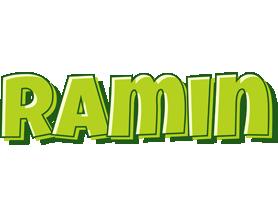 Ramin summer logo