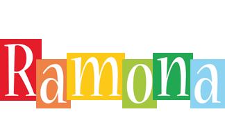 Ramona colors logo