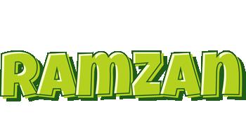 Ramzan summer logo