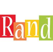 Rand colors logo