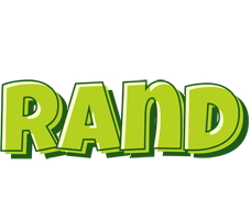 Rand summer logo