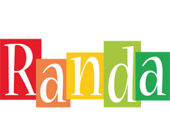 Randa colors logo