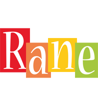 Rane colors logo