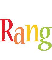 Rang birthday logo