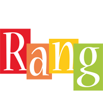 Rang colors logo