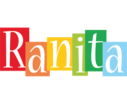 Ranita colors logo