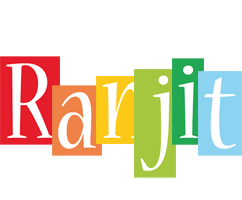 Ranjit colors logo