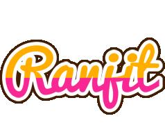 Ranjit smoothie logo