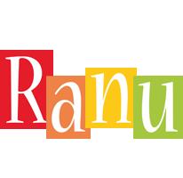 Ranu colors logo