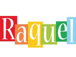 Raquel colors logo