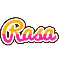 Rasa smoothie logo