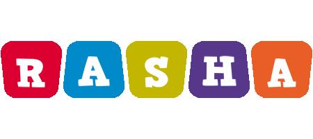 Rasha kiddo logo