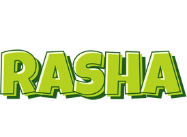 Rasha summer logo