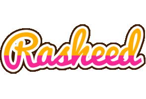 Rasheed smoothie logo