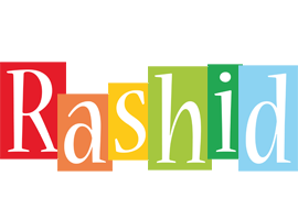Rashid colors logo