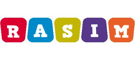 Rasim kiddo logo