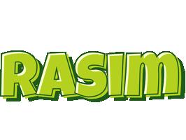 Rasim summer logo