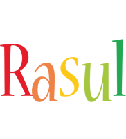 Rasul birthday logo