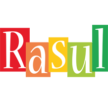 Rasul colors logo