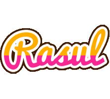 Rasul smoothie logo