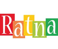 Ratna colors logo