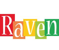 Raven colors logo