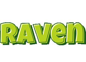Raven summer logo