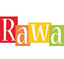 Rawa colors logo