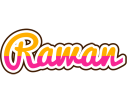 Rawan smoothie logo