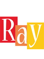 Ray colors logo